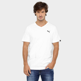 6134247fce569 Camisa Masculina Flamengo adidas Iii 17 18 S nº Torcedor · Camiseta Puma  V-neck Tee Masculina - 110894