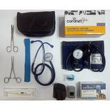 Kit De Enfermería Oximetro ,tensiometro ,termometro Y Mas.