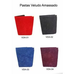 Pasta De Hinos Para Coral Veludo N°3 (kit Com 10 Unid )