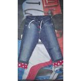 Pantalones De Jeans, Algodon Y Bermuda Jeans De Bebe