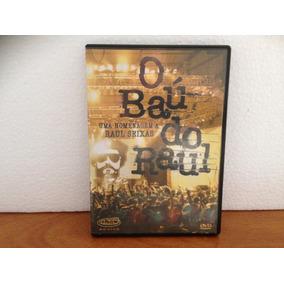 Dvd O Baú Do Raul