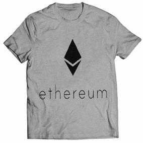 Camisa Camiseta Ethereum Prisma f374399c6ca