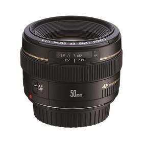Lente Canon Ef 50mm F/1.4 Usm (ultrasonic)