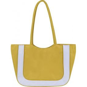 Bolsa De Praia - Amarelo