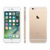 Iphone 6 64gb Dorado Excelente Estado En Caja Con Accesorios