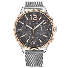 Relógio Tommy Hilfiger Masculino Aço - 1791466