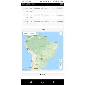 Api Google Maps Para Sistema De Rastreamento