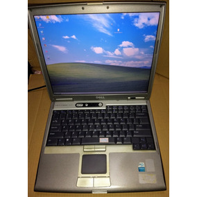 Dell Latitude D610 40gb Hd/1gb Ram/porta Serial Db9/paralela