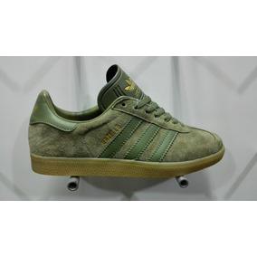 pretty nice abd17 2bbe7 Zapatos adidas Gazelle Og W Classic Caballeros 41-45 Eur · 3 colores
