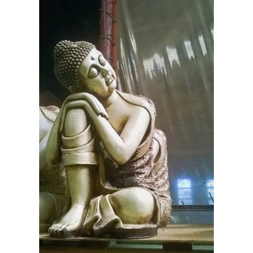 Estatua Buda Soñando Grande