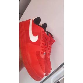 Tenis Nike Air Force 1 Vermelho (original) (edição Limitada)