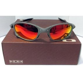 Double X Metal Cinza Fosco De Sol - Óculos no Mercado Livre Brasil 87e3438e52