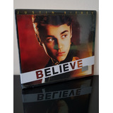 Justin Bieber - Believe Deluxe Edition Cd+dvd 2012 Argentina