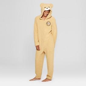 Pijama Mameluco Ted Para Adulto Talla Grande