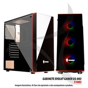 Gabinete Gamer Evolut Eg-803