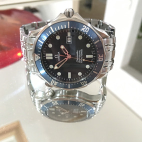36def6c7be2 Omega Seamaster 42mm 007 James Bond Safira Megulho 300 M