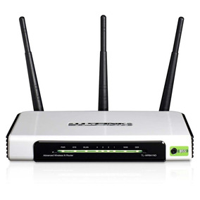 Router Tp Link Inalámbrico N A 300 Mbps Modelo: Tl-wr941nd
