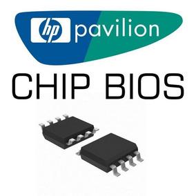 Bios Notebook Hp G4-2117br Amd Chip Gravado Original