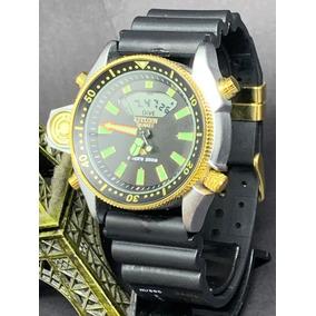 b5cfa6387d7 Relógio Citizen Aqualand Jp2004-07e Série Ouro 12x Sem Juros. 11. 108  vendidos - Paraná · Relógio Masculino Citzen Aqualand Jp2000 + Caixa