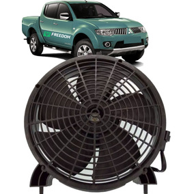 Ventoinha Condensador Ar Condicionado Triton Pajero Dak E401