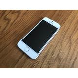 Iphone Se Silver 16gb - Liberado De Fabrica