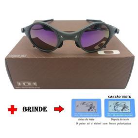 Oculos 24k Medusa Roxa + Certificado + Teste Lente. R  79 90 4f46bc353d