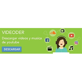 descargar videoder musica y videos