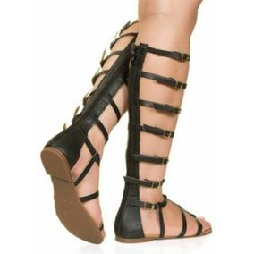 6d82b05fd1 Avarca Taquilla Feminino Rasteiras Outras Marcas - Sapatos no ...