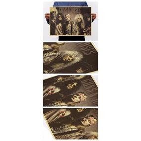 Poster Cartaz - Guns N Roses 51 X 35