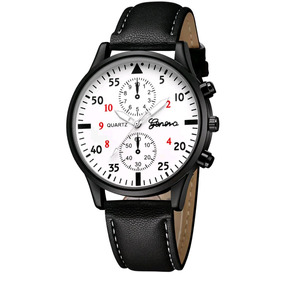 Reloj Para Hombre De Moda/ Estilo Empresarial