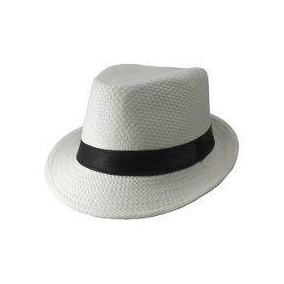 5628f0757e552 Chapeu De Palha Barato Chapeus Panama - Chapéus no Mercado Livre Brasil