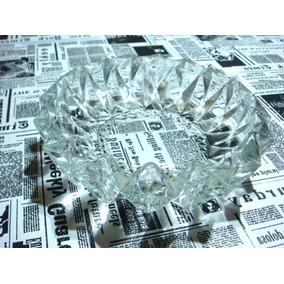 Caramelera Bombonera Vidrio Cristal Souvenir Regalo Usada