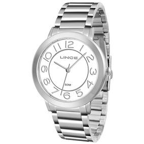 8477dcc5f77 Relogios Lince Femininos Prata - Relógio Lince Feminino em Rio de ...
