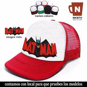 Gorras Trucker Batman - Accesorios de Moda en Mercado Libre Argentina ee8cd601580