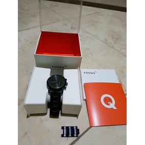 Fossil Q Hybrid Smartwatch Color Negro Negociable!!
