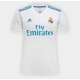 Camisa Esportiva Real Madrid