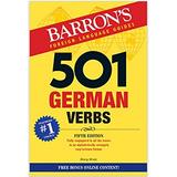 Libro 501 German Verbs [5th Edition], Henry Strutz *sk