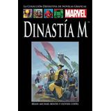 Comic Dinastia M Numero 35 Colección Salvat