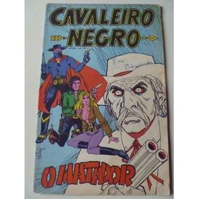 Cavaleiro Negro Nº243 Edição Colorida 1972 1972 Ótimo!!!
