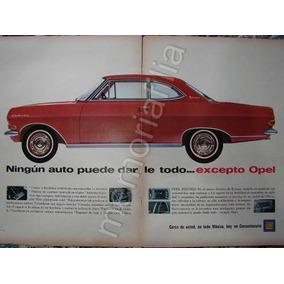 Opel 69 Autos Antiguos En Mercado Libre Mexico