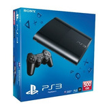 Consola Sony Playstation 3 Ps3 Super Slim 500gb 100% Nueva