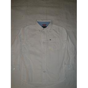 7e60a659ab2 Camisas Manga Larga Marca Tommy Hilfiger Talla 4