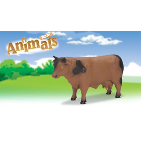 Vaca Colecao Real Animals - Bee Toys