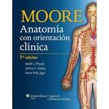 Libro Anatomia Con Orientacion Clinica Moore 7 Edicion Pdf