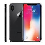 iPhone X Apple, Cinza Espacial, 256 Gb, 5,8, Câmera 12 Mp