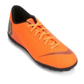 Chuteira Society Nike Mercurial Vapor - Chuteiras Nike de Society ... e7ecf3c7bdc62