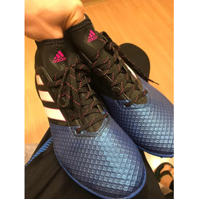 9a6f39b432 Chuteira Society Adida Ace 173 - Chuteiras Adidas de Society para ...