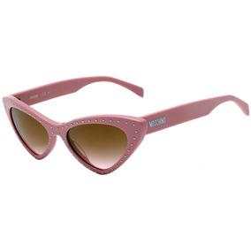 ac66c7dc6 35; 35; Óculos De Sol Moschino - Óculos no Mercado Livre Brasil
