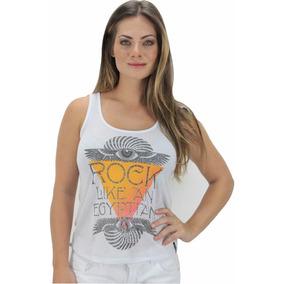 95e7cebb3ae29 Regata Volcom Rock Like Feminina Branca
