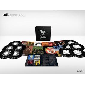 Black Sabbath - Supersonic Years Box 10x Singles Em Vinil Lp